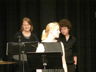 Percussion & Jazz Ensemble, Spring Concert, 09