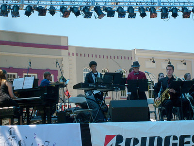 Main St. Jazz-All County Performance, 2010