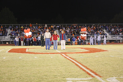 Blackman and Senior Night
