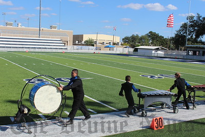 2016 Regional Band Competitions (Natalia, Lytle & Devine)