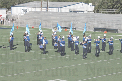 Band Competitions-Hondo