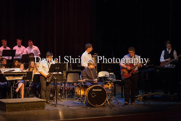 Jazz Class Preforming