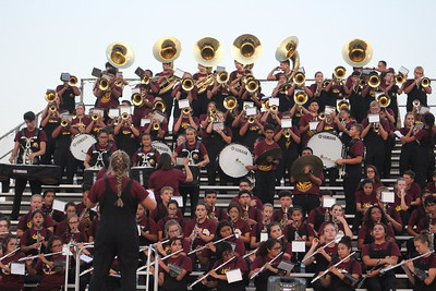 Band at Boerne game