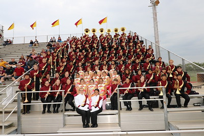 DW Band Section Pictures &  Festivals