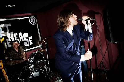 Sweet Release band live at The Lounge Warrington Feb 2017