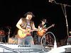 Eamonn Hubert jamming with Nick Gravelding