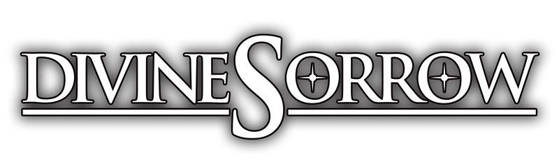 Divine White Logo cropped stroke
