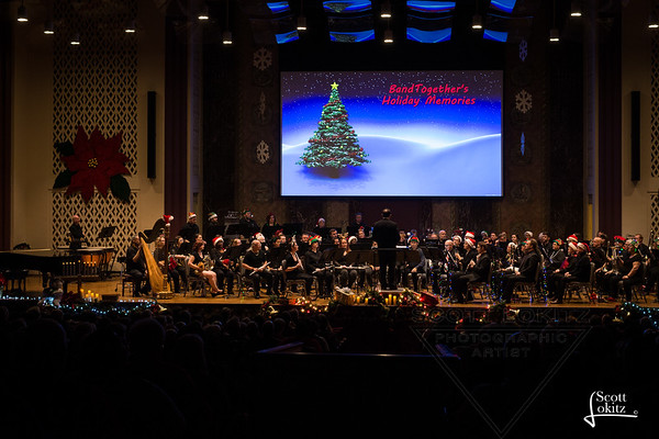 Band Together - To Be  A Kid Again - Holiday Concert