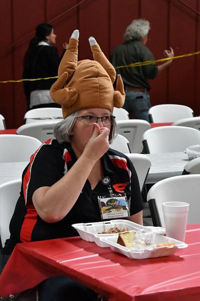 Band Turkey Dinner 2-7-18
