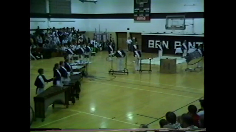 1995 Indoor Percussion (Three shows)