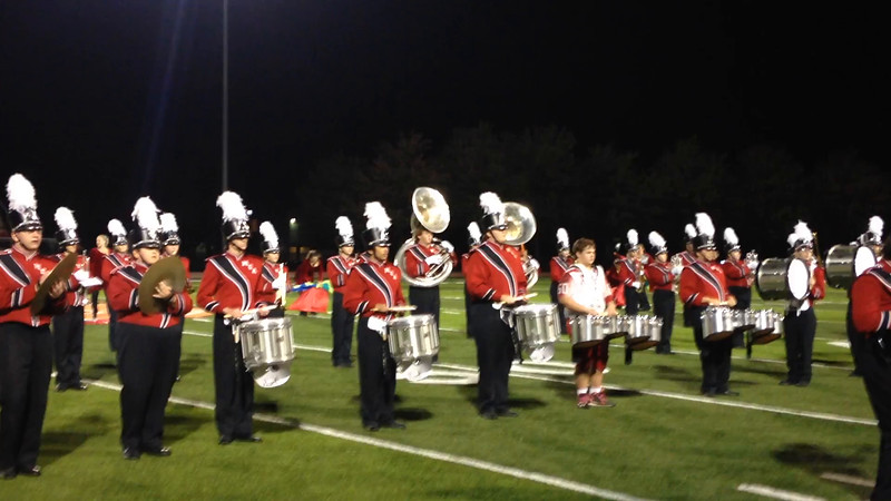 *2016* Mount Carmel Big Red Band.