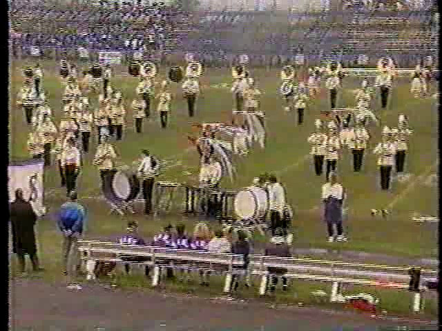 1992 Halftime at Pittston