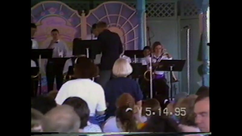 1995 Jazz Band at Disney (1-2)