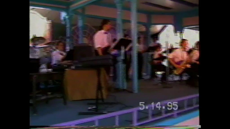 1995 Jazz Band at Disney (2-2)