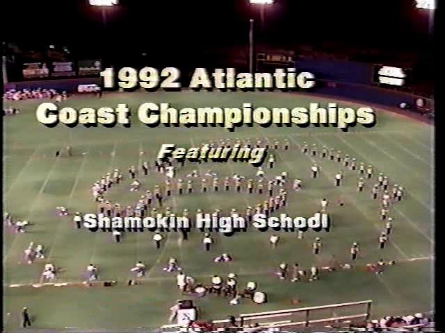 1992 (1-3) Warming Up.