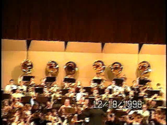 1998 High School Cookie Concert