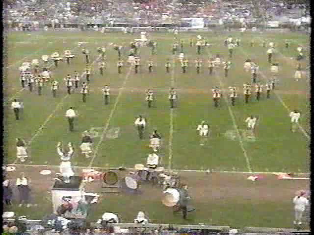 1992 Halftime Away Game