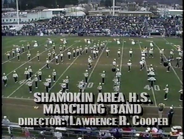 1993 Halftime Berwick Game
