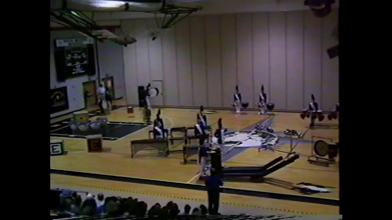 1997 Indoor Percussion