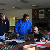 """....""Grace Point Band of Brothers leadership working hard to ensure that the registration process will go smoothly...."""