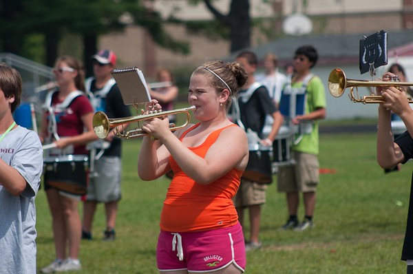 Band Camp - Day 6