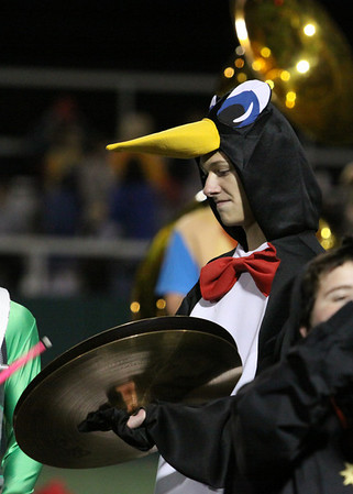 Football Game vs NKC - 10/31/2012