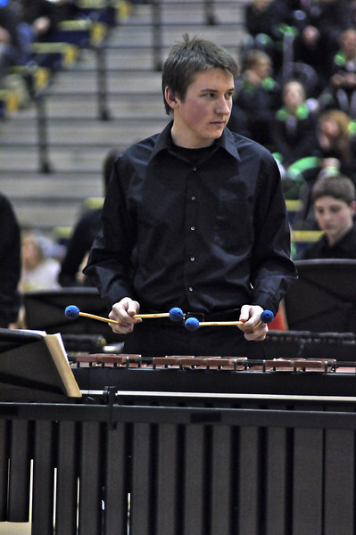 Norwin HIgh School Percussion (Exhibition) - 01