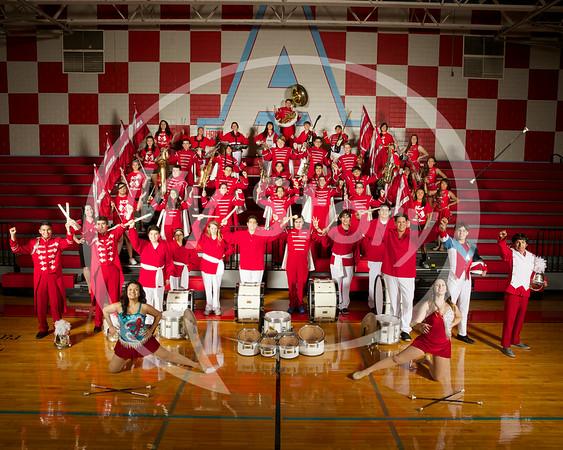 Antonian 2014 Apache Band