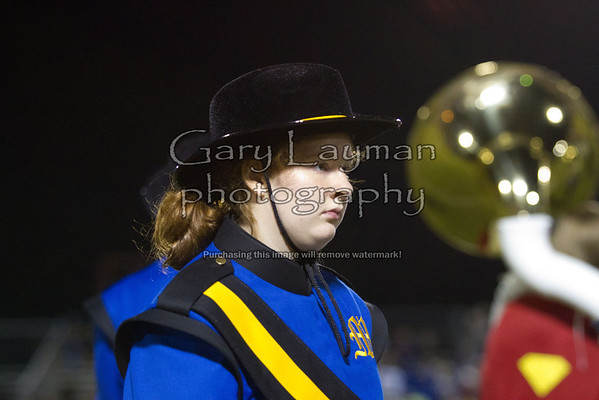 Band Mantachie and Nettleton 10-19-12