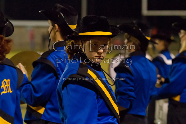 Mantachie and Mooreville Bands 10-5-12