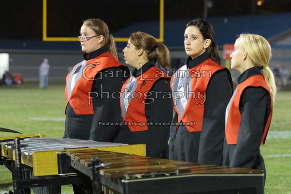 SPontotoc and Mantachie Bands 10-12-12