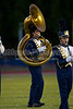 Mt Tabor Band<br /> Tabor/Reagan Football Game<br /> Friday, October 08, 2010 at Mt Tabor High School<br /> Winston-Salem, North Carolina<br /> (file 190353_BV0H0022_1D4)