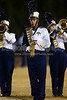 Mt Tabor Band<br /> Tabor - SW Guilford Game<br /> Friday, November 12, 2010 at Mt Tabor High School<br /> Winston-Salem, North Carolina<br /> (file 201636_BV0H5980_1D4)