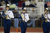 Mt Tabor Band<br /> Tabor - Davie Football Game<br /> Friday, November 19, 2010 at Mt Tabor High School<br /> Winston-Salem, North Carolina<br /> (file 212831_BV0H6865_1D4)