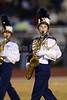 Mt Tabor Band<br /> Tabor - Davie Football Game<br /> Friday, November 19, 2010 at Mt Tabor High School<br /> Winston-Salem, North Carolina<br /> (file 212946_BV0H6882_1D4)