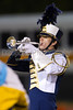 Mt Tabor Band<br /> Tabor - Davie Football Game<br /> Friday, November 19, 2010 at Mt Tabor High School<br /> Winston-Salem, North Carolina<br /> (file 212956_BV0H6886_1D4)