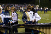 Mt Tabor Marching Band<br /> Friday, October 11, 2013 at Mt Tabor High School<br /> Winston-Salem, North Carolina<br /> (file 205024_BV0H1733_1D4)