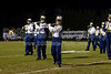 Mt Tabor Marching Band<br /> Friday, October 11, 2013 at Mt Tabor High School<br /> Winston-Salem, North Carolina<br /> (file 204928_BV0H1731_1D4)