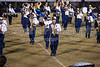 Mt Tabor Marching Band<br /> Friday, November 01, 2013 at Mt Tabor High School<br /> Winston-Salem, North Carolina<br /> (file 210405_803Q8832_1D3)