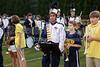 Mt Tabor Marching Band<br /> Mt Tabor Spartans vs Butler Bulldogs Varsity Football Game<br /> Friday, September 13, 2013 at Mt Tabor High School<br /> Winston-Salem, North Carolina<br /> (file 192659_BV0H6578_1D4)