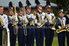 Mt Tabor Marching Band<br /> Mt Tabor vs Jack Britt Football Game<br /> Friday, September 21, 2012 at Mt Tabor High School<br /> Winston-Salem, NC<br /> (file 180252_BV0H0148_1D4)