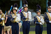 Mt Tabor Marching Band<br /> Mt Tabor vs Jack Britt Football Game<br /> Friday, September 21, 2012 at Mt Tabor High School<br /> Winston-Salem, NC<br /> (file 180356_BV0H0156_1D4)