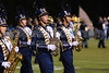Mt Tabor and Carver Bands<br /> Mt Tabor Spartans vs Carver Yellow Jackets Varsity Football Game<br /> Friday, September 06, 2013 at Mt Tabor High School<br /> Winston-Salem, North Carolina<br /> (file 205126_803Q5087_1D3)