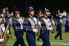 Mt Tabor and Carver Bands<br /> Mt Tabor Spartans vs Carver Yellow Jackets Varsity Football Game<br /> Friday, September 06, 2013 at Mt Tabor High School<br /> Winston-Salem, North Carolina<br /> (file 205127_803Q5089_1D3)