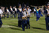 Mt Tabor and Carver Bands<br /> Mt Tabor Spartans vs Carver Yellow Jackets Varsity Football Game<br /> Friday, September 06, 2013 at Mt Tabor High School<br /> Winston-Salem, North Carolina<br /> (file 205122_803Q5083_1D3)