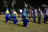 Mt Tabor and Carver Bands<br /> Mt Tabor Spartans vs Carver Yellow Jackets Varsity Football Game<br /> Friday, September 06, 2013 at Mt Tabor High School<br /> Winston-Salem, North Carolina<br /> (file 205113_803Q5081_1D3)