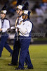Mt Tabor and Carver Bands<br /> Mt Tabor Spartans vs Carver Yellow Jackets Varsity Football Game<br /> Friday, September 06, 2013 at Mt Tabor High School<br /> Winston-Salem, North Carolina<br /> (file 205237_BV0H5668_1D4)