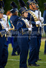 Mt Tabor and Carver Bands<br /> Mt Tabor Spartans vs Carver Yellow Jackets Varsity Football Game<br /> Friday, September 06, 2013 at Mt Tabor High School<br /> Winston-Salem, North Carolina<br /> (file 191345_BV0H5203_1D4)
