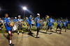 Mt Tabor and Carver Bands<br /> Mt Tabor Spartans vs Carver Yellow Jackets Varsity Football Game<br /> Friday, September 06, 2013 at Mt Tabor High School<br /> Winston-Salem, North Carolina<br /> (file 205813_BV0H5728_1D4)