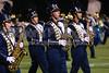 Mt Tabor and Carver Bands<br /> Mt Tabor Spartans vs Carver Yellow Jackets Varsity Football Game<br /> Friday, September 06, 2013 at Mt Tabor High School<br /> Winston-Salem, North Carolina<br /> (file 205127_803Q5088_1D3)